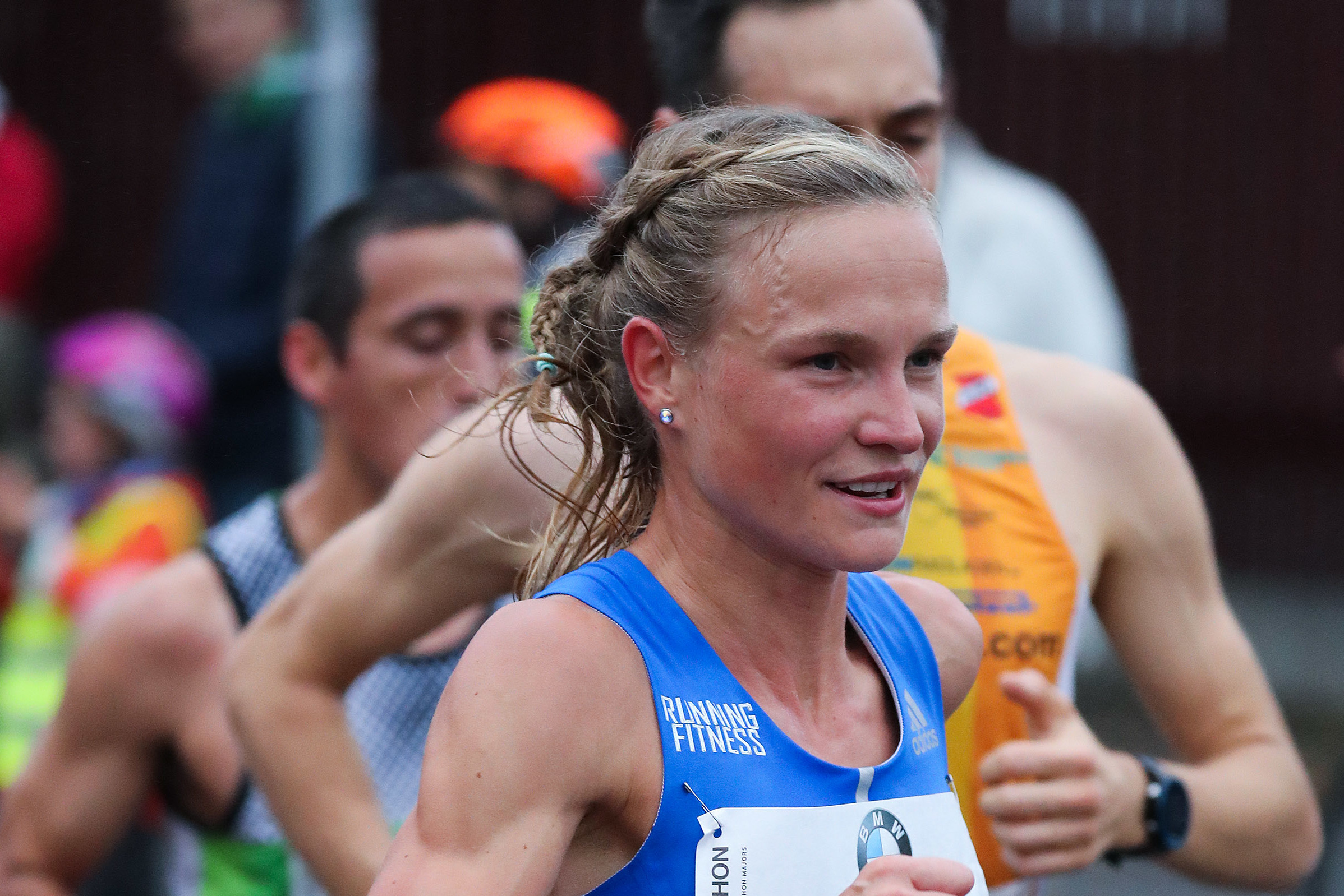 Anna Hahner (SCC EVENTS PRO TEAM) will toe the starting line in Berlin for the 5th time