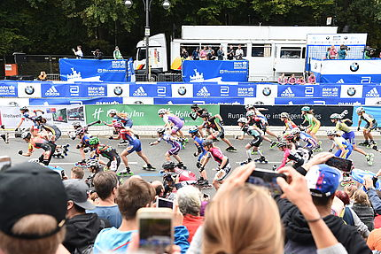 The best spots to watch the BMW BERLIN MARATHON and important information for spectators