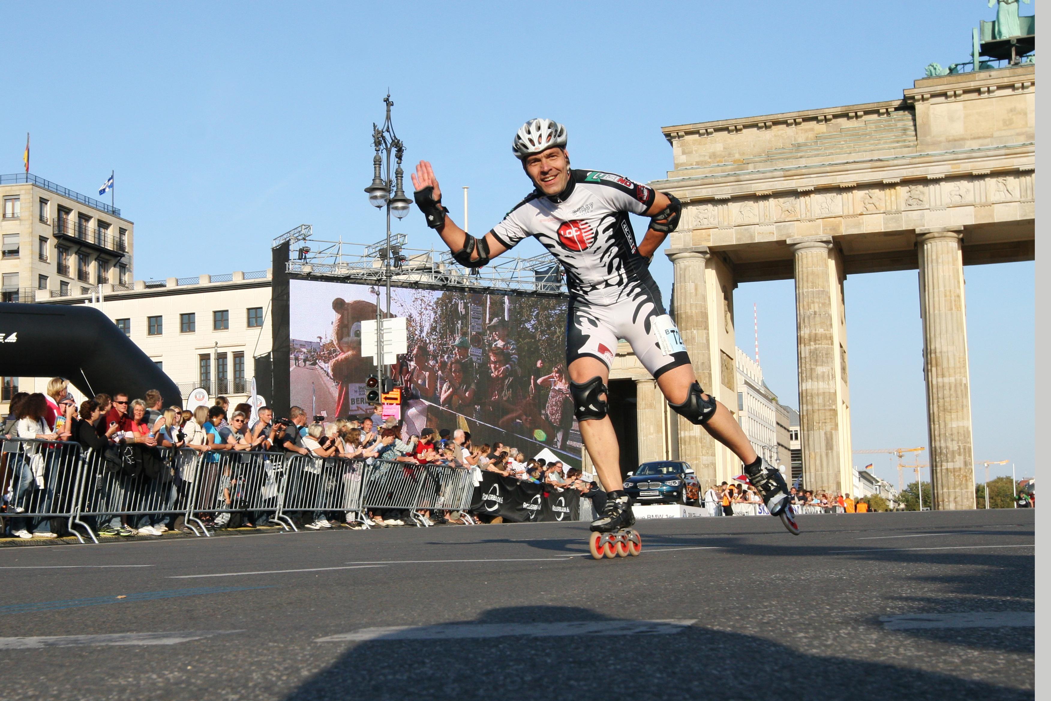Skate Marathon Berlin 2020