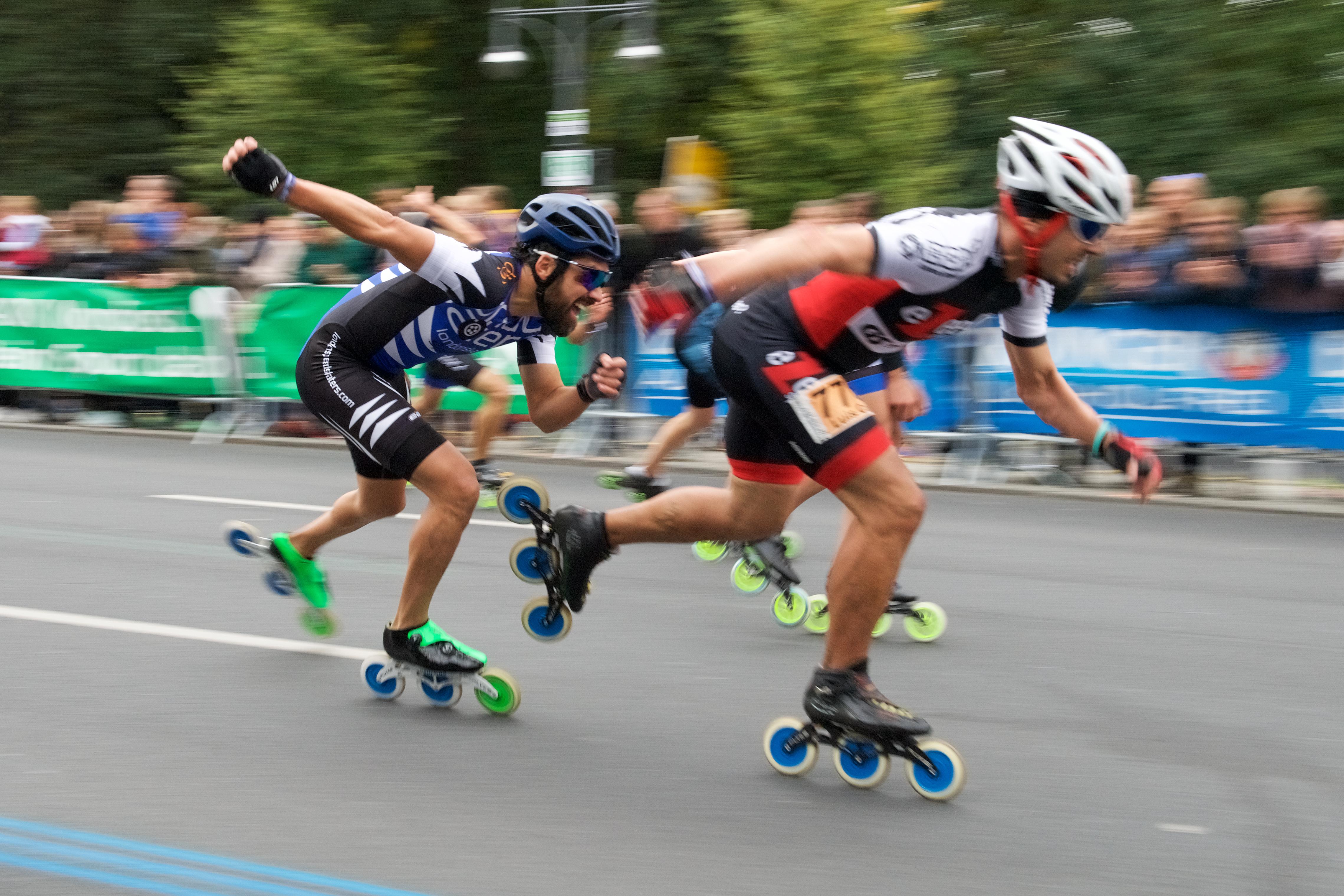 Berlin Marathon Inline Skating 2020